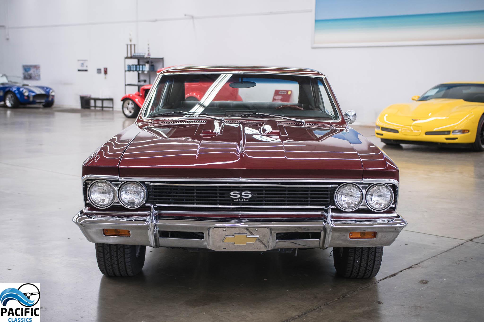 1966 Chevrolet Chevelle SS 396
