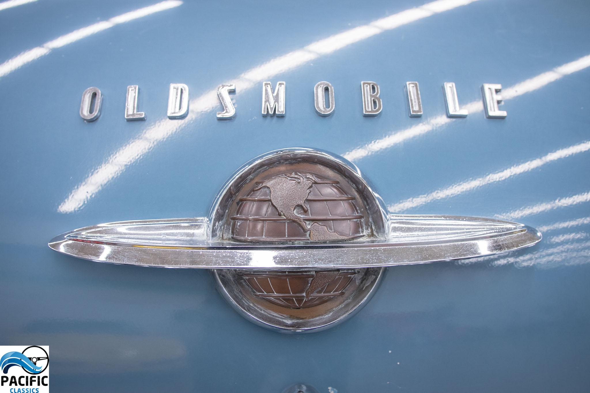 """1950 Oldsmobile Rocket """"88"""""""