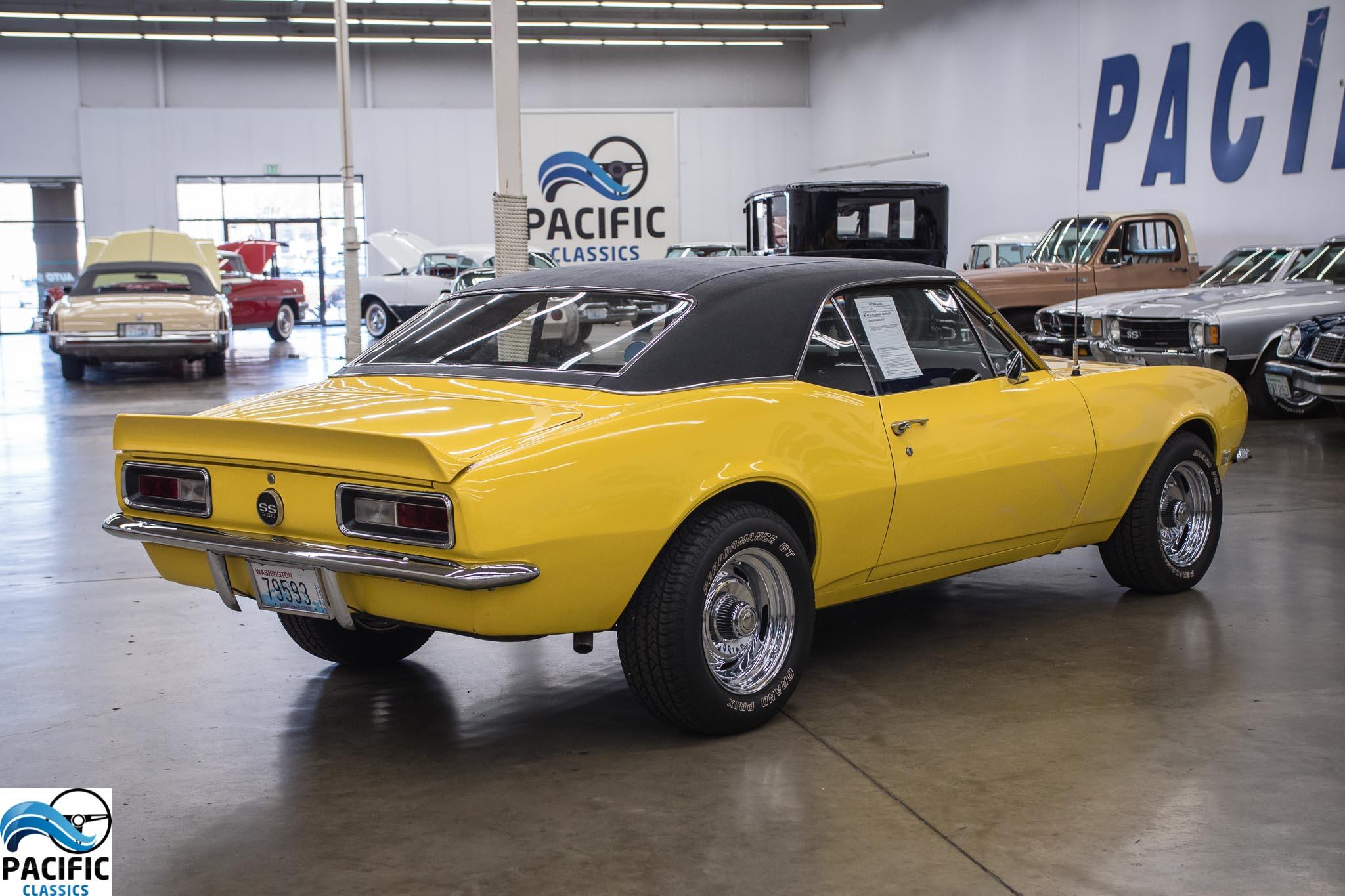 1967 Camaro Coupe V-8