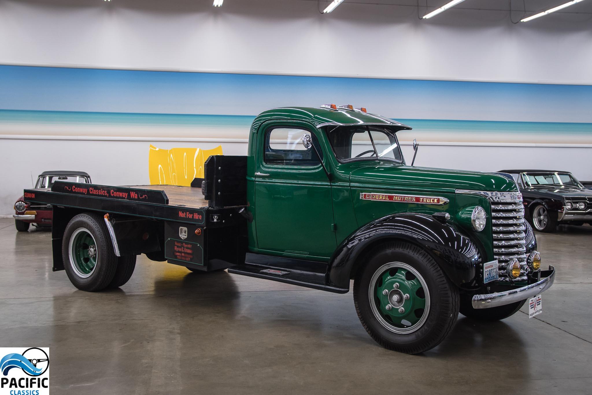 1940 GMC 1 1/2 Ton Truck