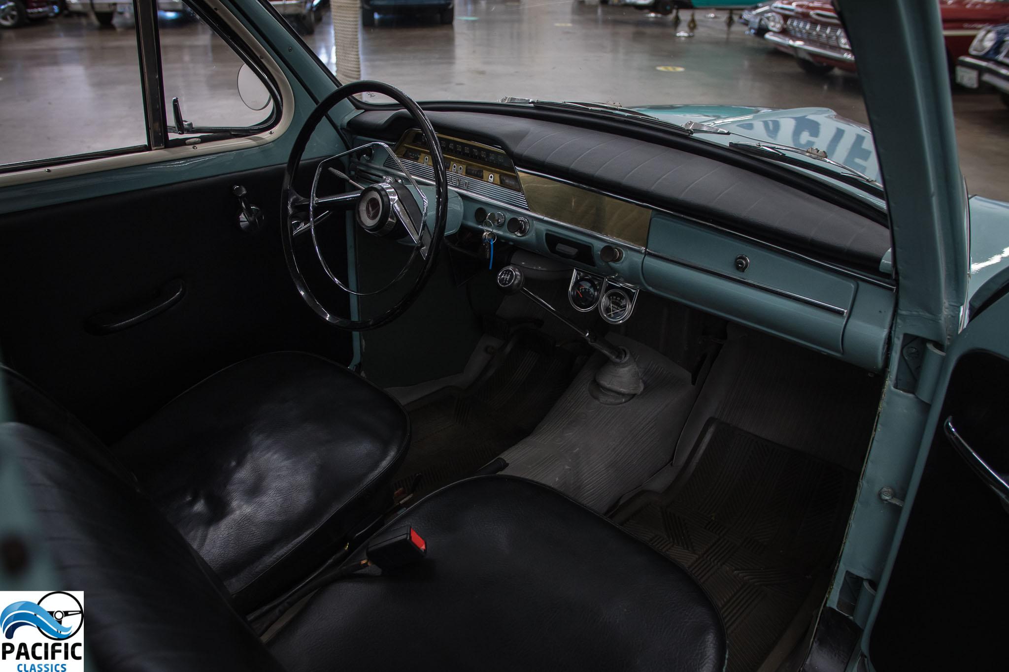 1963 Volvo PV544 Sport