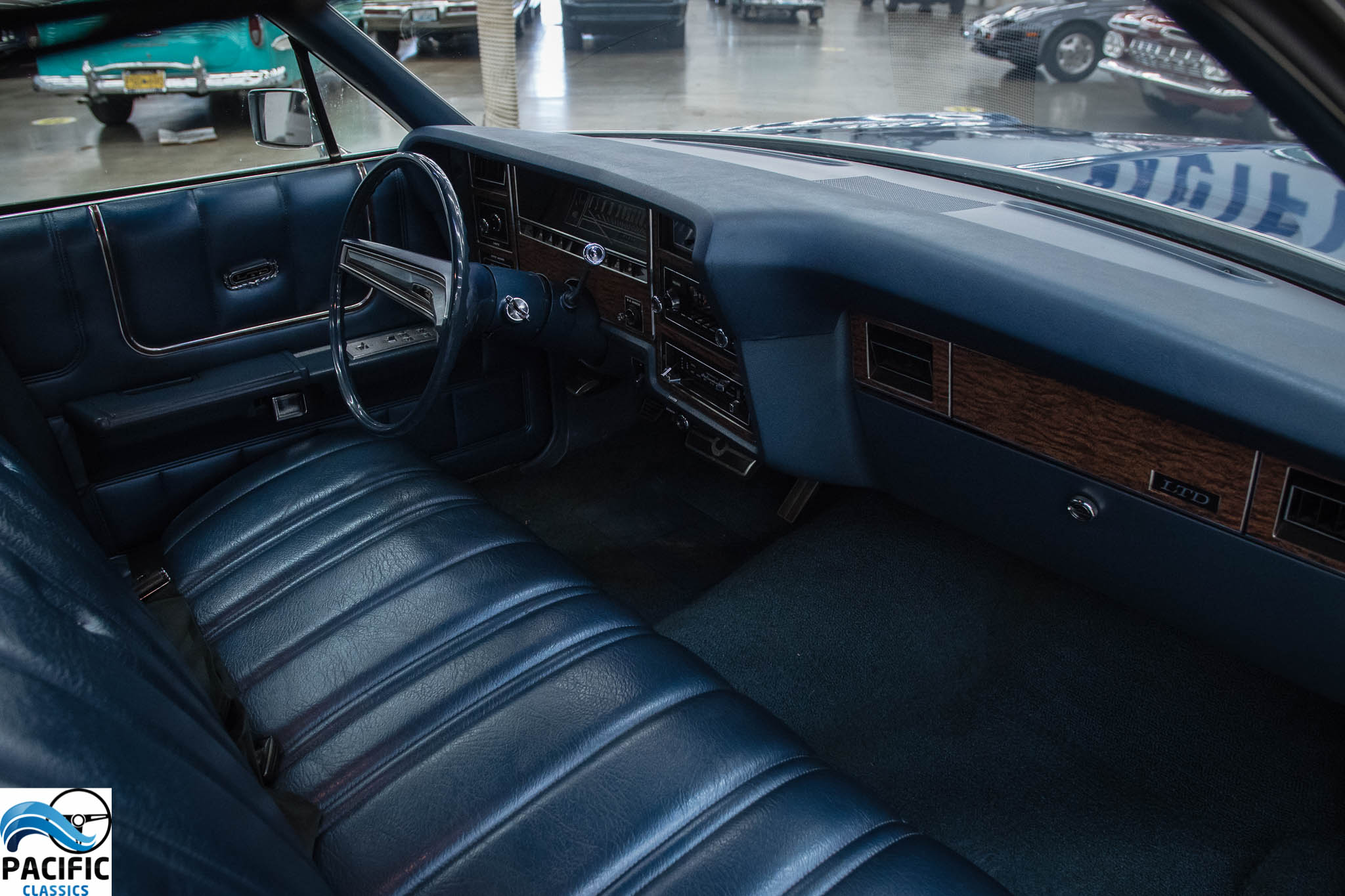 1973 Ford L.T.D. Country Squire Wagon