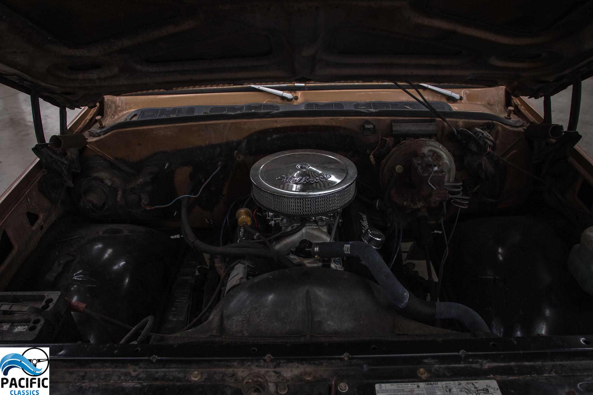 1980 Chevrolet C-10 Short Box