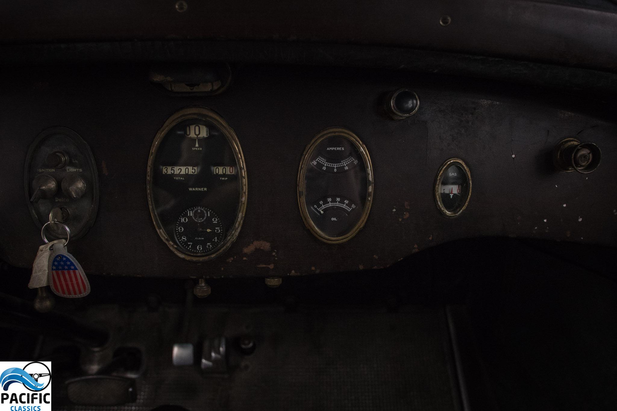 "1925 Packard ""326"" 5 Passenger Sedan"