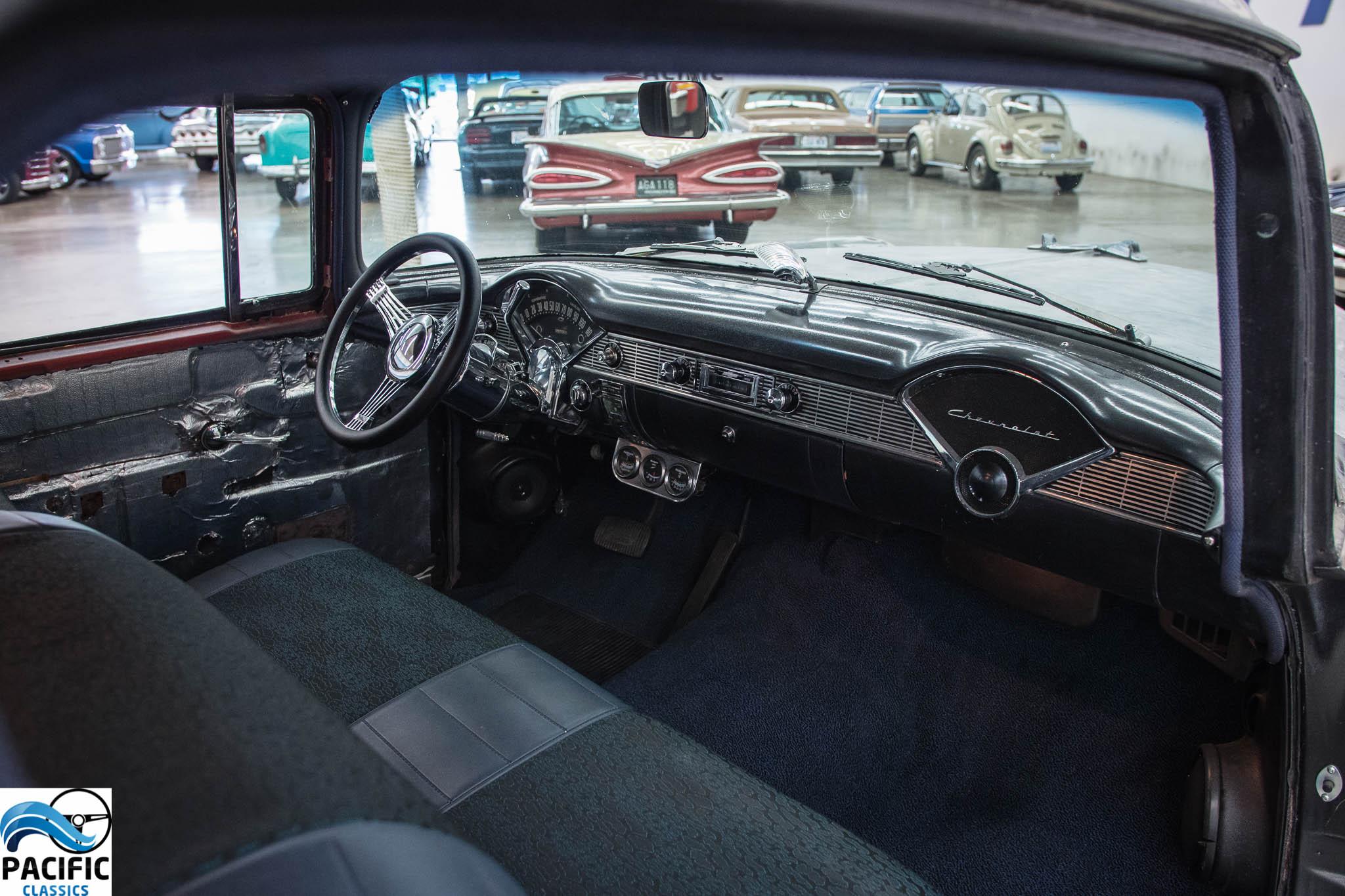 1956 Chevrolet Bel-Air 2 Door Post