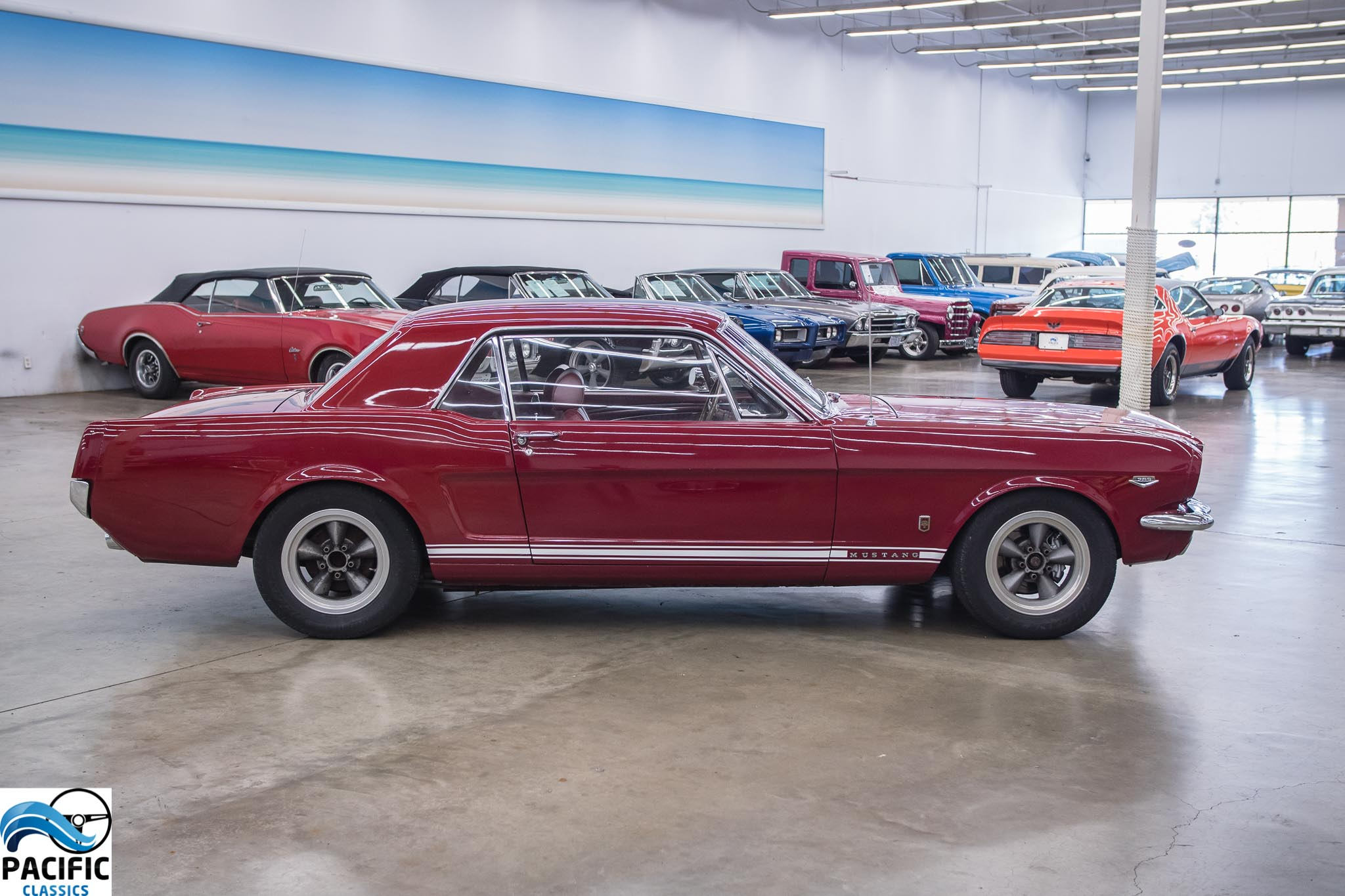"""1966 Ford Mustang """"GT"""""""