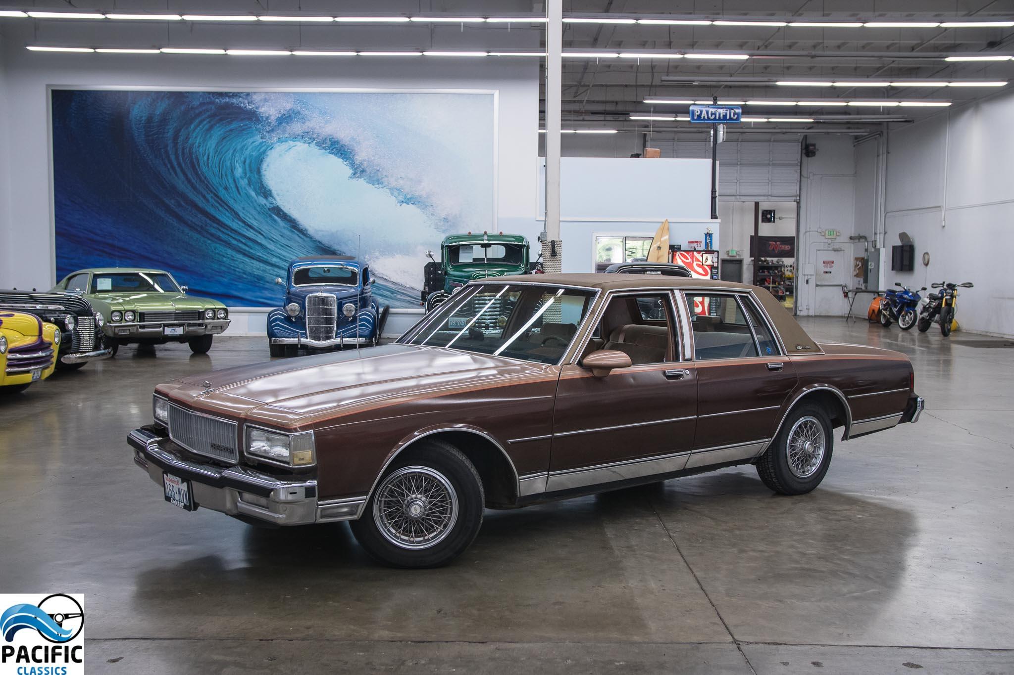 1989 Chevrolet Caprice Brougham
