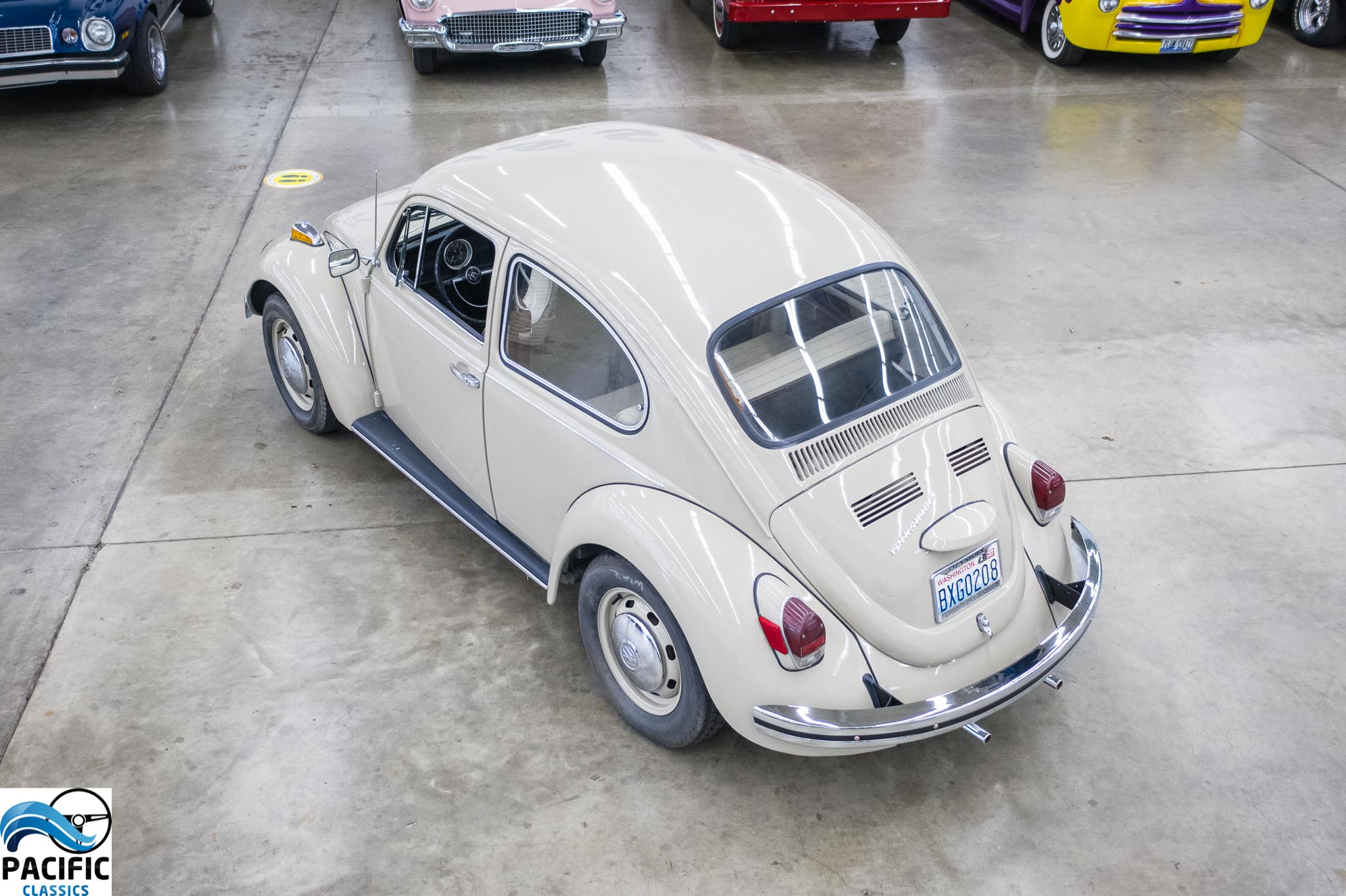 1970 Volkswagen Beetle