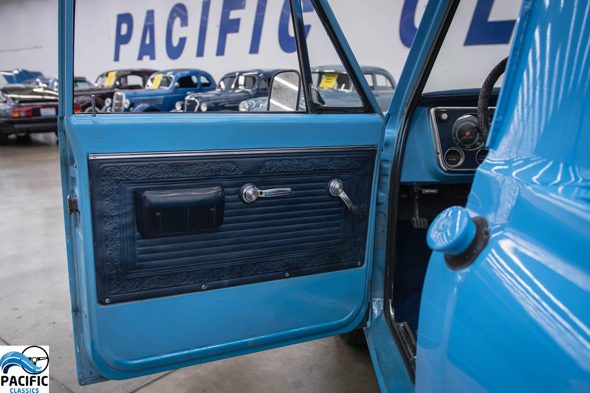 1969 GMC 2WD 2500 Longbox