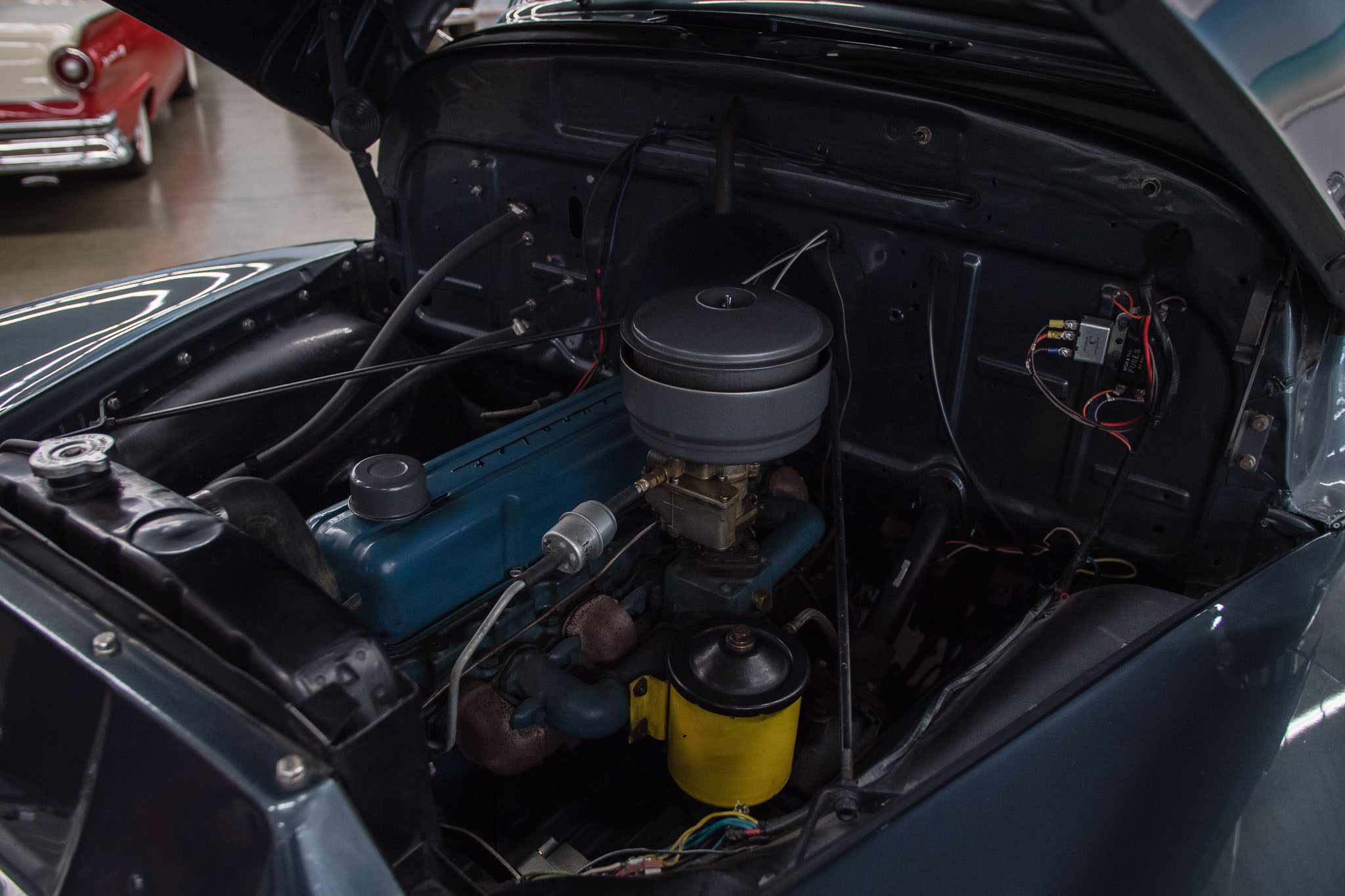 1954 Chevrolet 5 Window 3100