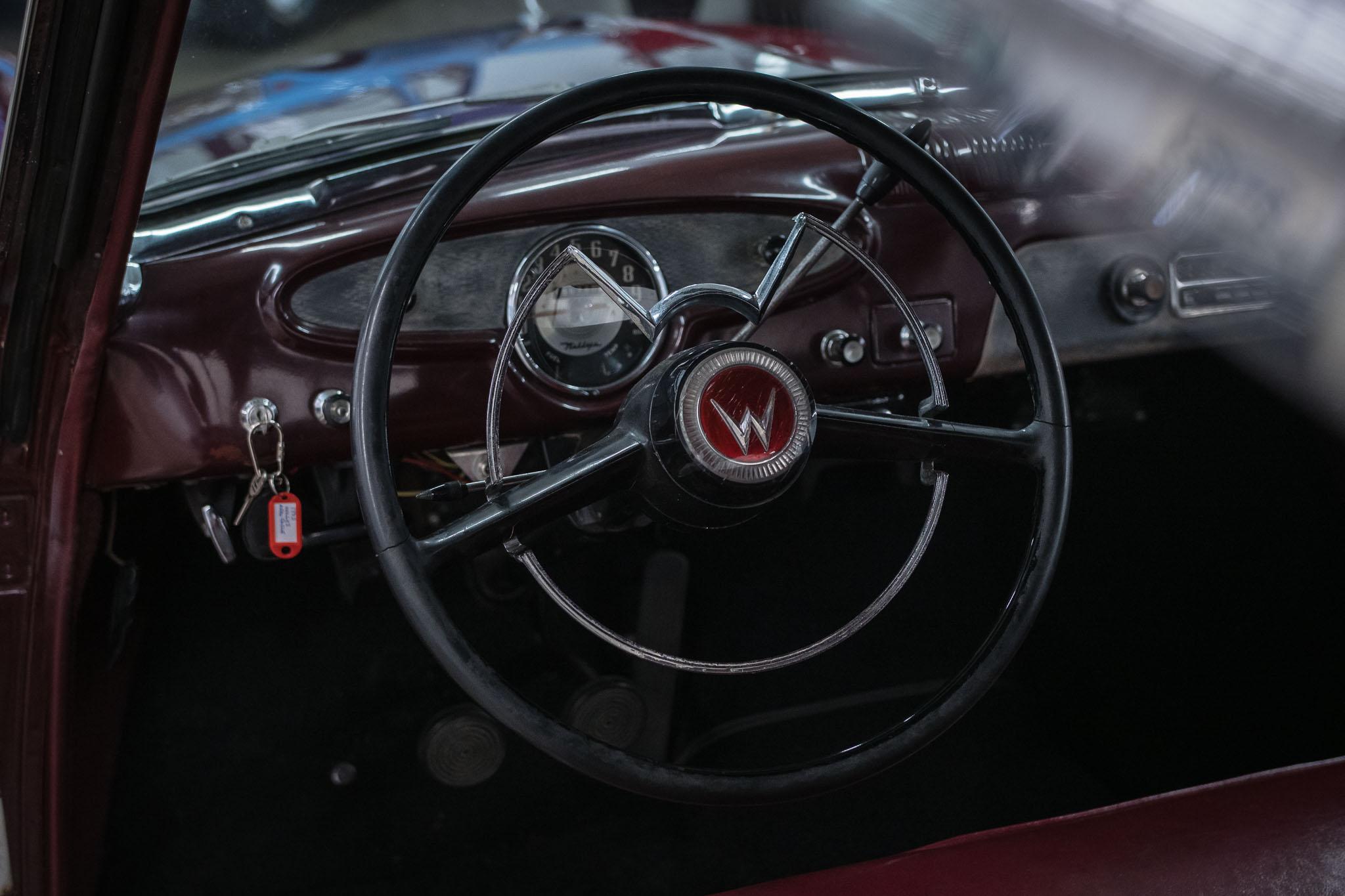 1953 Willys Aero Eagle