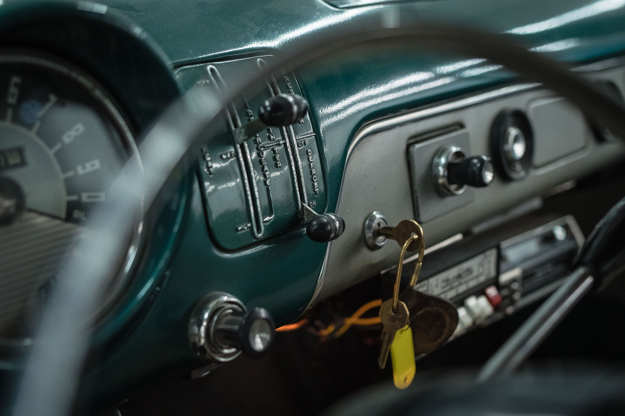 1954 Willys Aero Eagle
