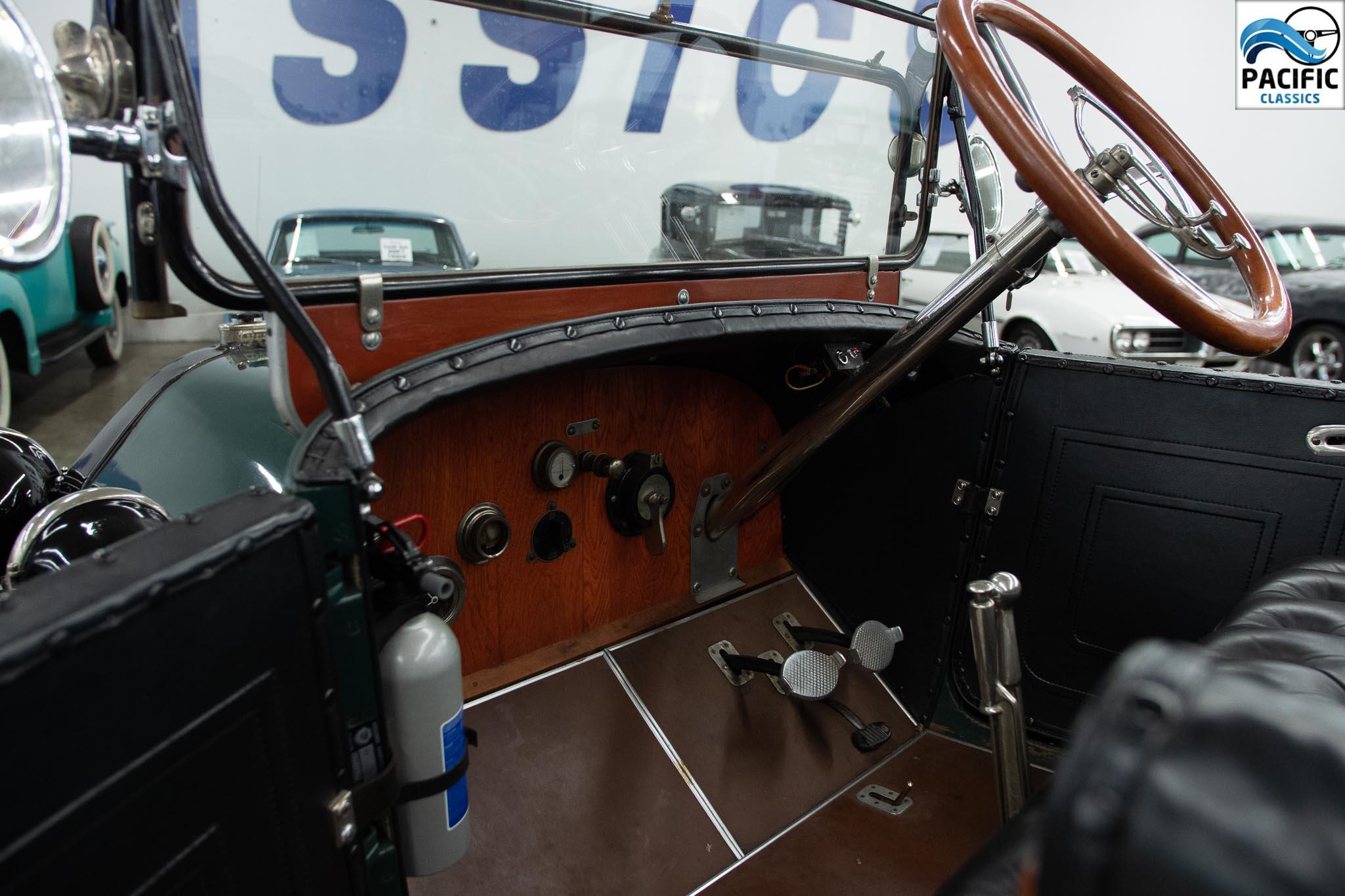 1914 Overland Model 79-T