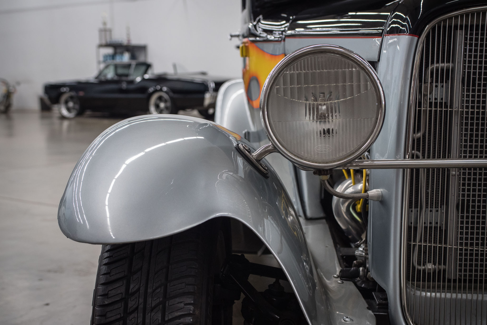 1931 Ford 5 Window Coupe