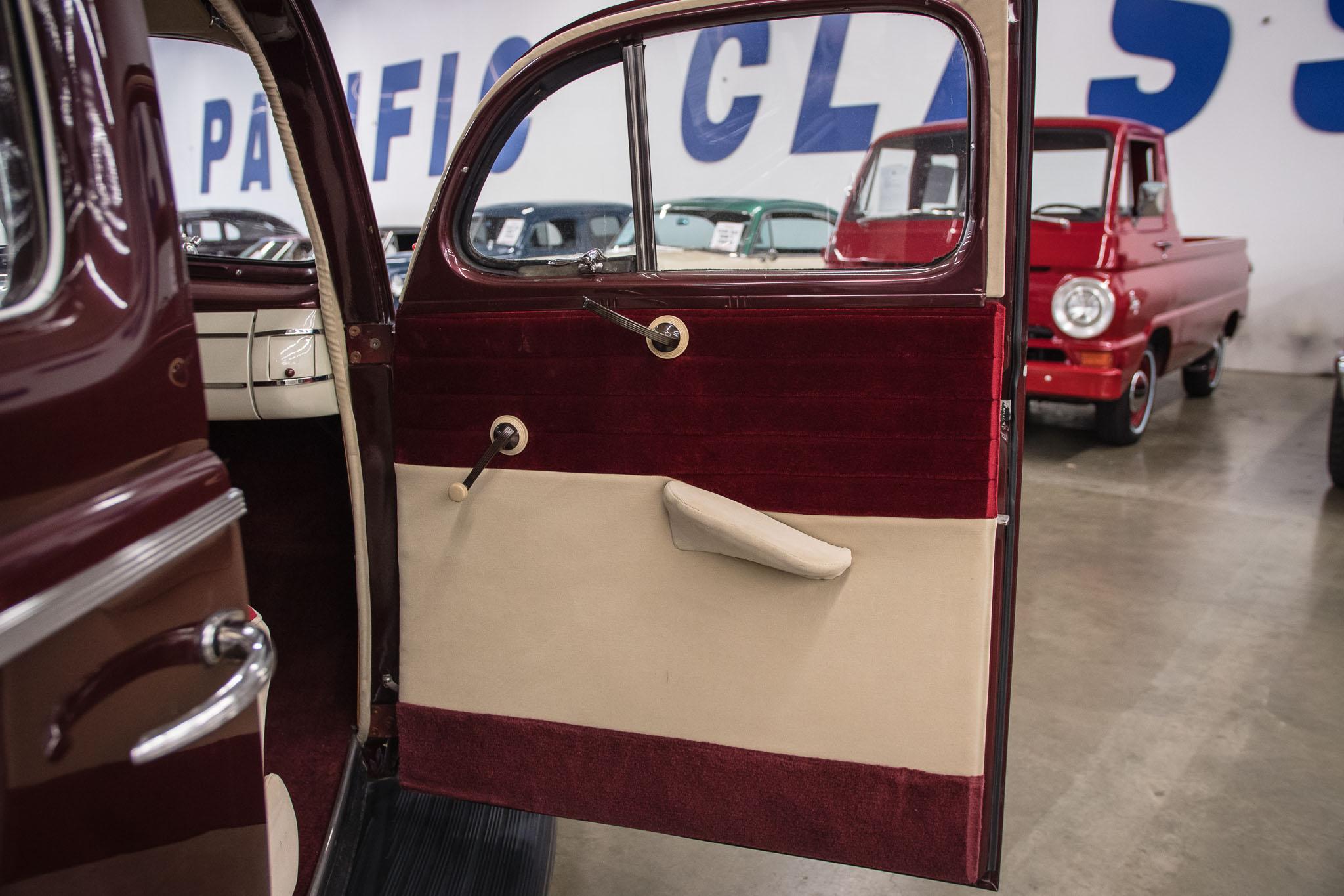 1940 Ford Fordor Sedan