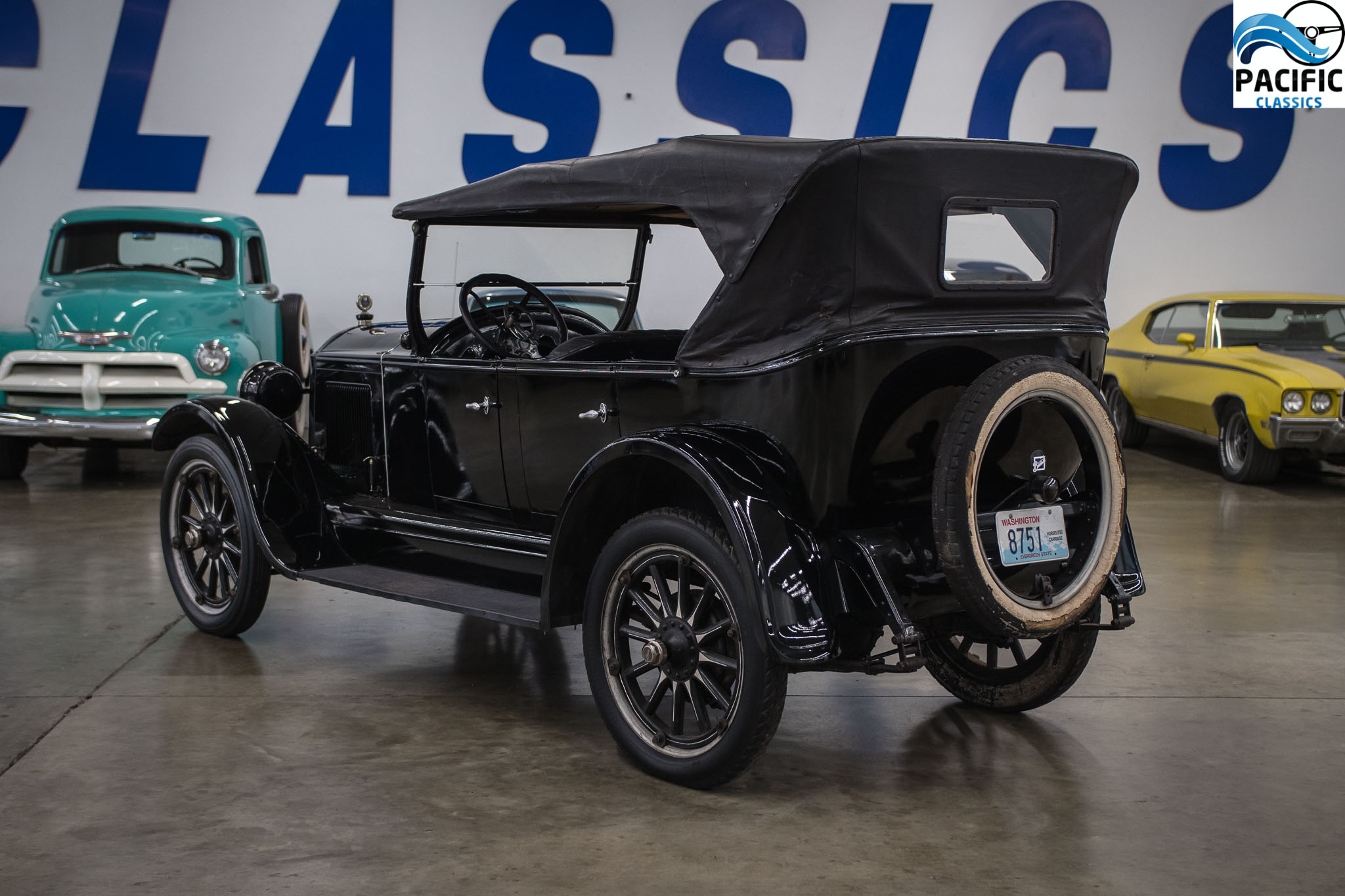 1924 Buick Model 24-35 Touring