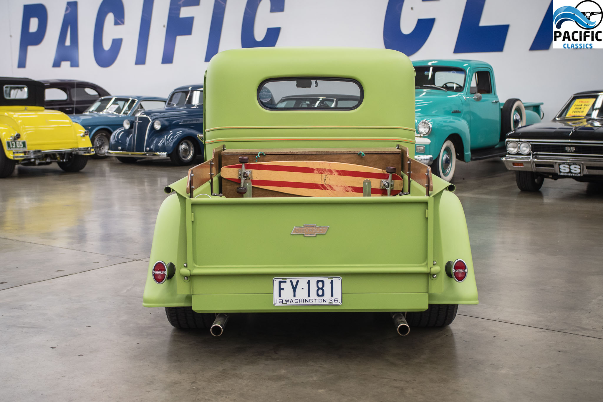 1936 Chevrolet HotRod Pickup