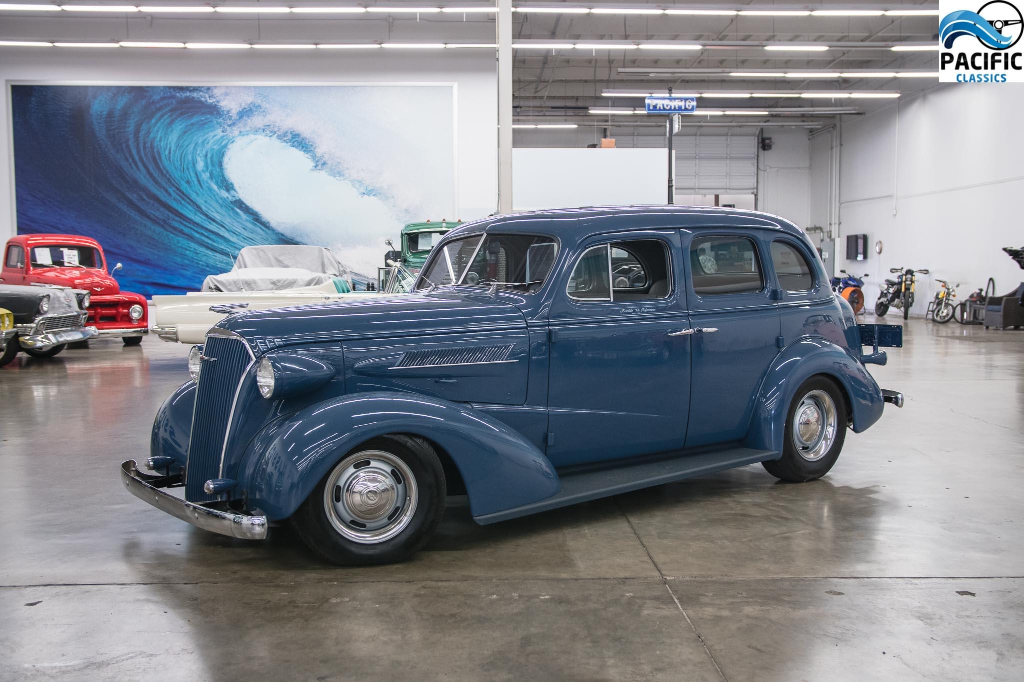 1937 Chevrolet Master Sedan