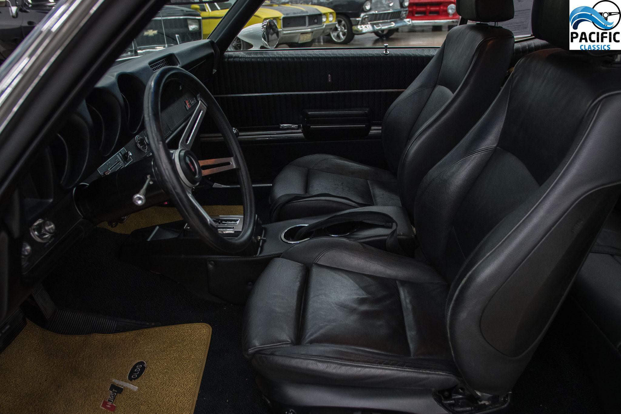 1969 Hurst Olds Cutlass Replica