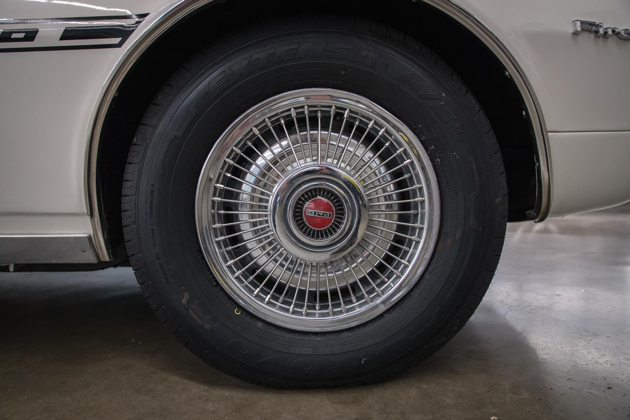 1968 Pontiac Firebird H.O. 350